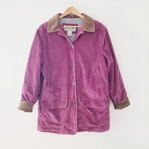 LLBean corduroy jacket